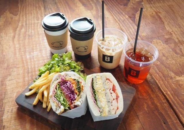 阪急西宮ガーデンズにカフェがオープン SNS映えするフード&ドリンク
