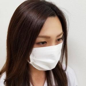 医療用と同等の性能を誇る「マスク&シート」 手持ちのマスクにも使える。