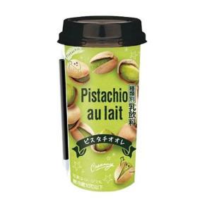 ピスタチオ党おまたせ! 今夏もクリーミーで甘めの本格オレがファミマで飲めるよ。