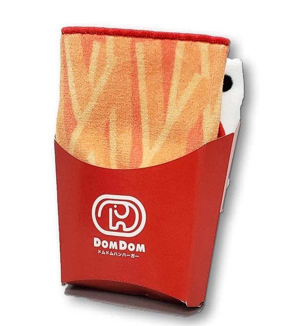 ドムドムハンバーガーのハンカチセットが再販決定! 今度は抽選じゃないよ。