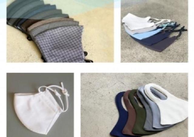 タカキューの国産「夏仕様マスク」 一部店舗や公式オンラインストアでも販売を開始