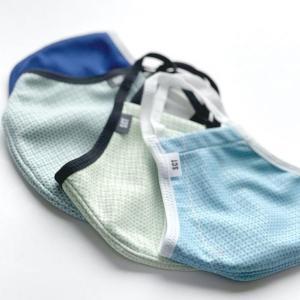 暑さをリセット。UVカット&通常洗濯OKの「放熱マスク」が追加販売中!