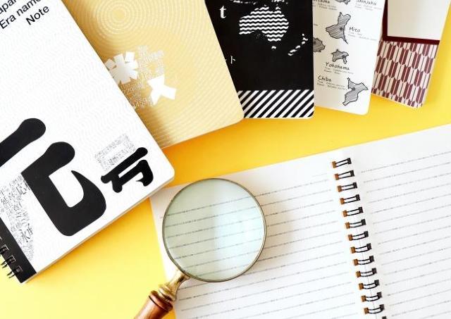 話題のノート新作に金太郎飴文具...ロフトの「文房具フェス」が胸熱。