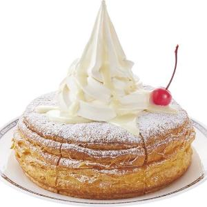 ソフトクリーム×蜂蜜×練乳! コメダのまっしろなシロノワール、絶対おいしいやつ。