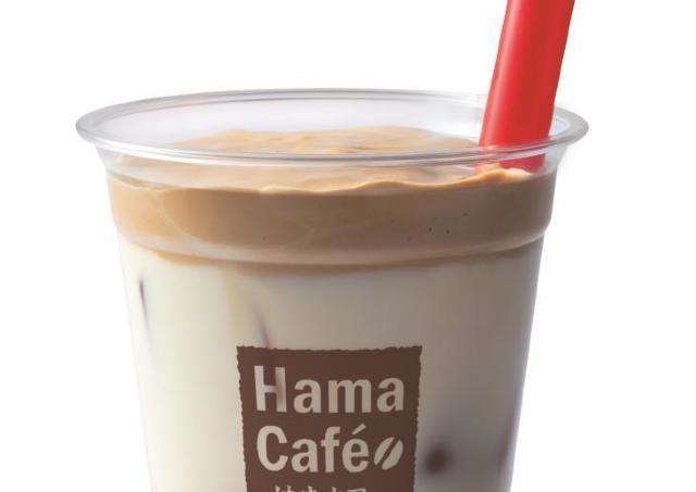 はま寿司に250円「ダルゴナコーヒー」登場! 黒糖タピオカ入りもあるよ。