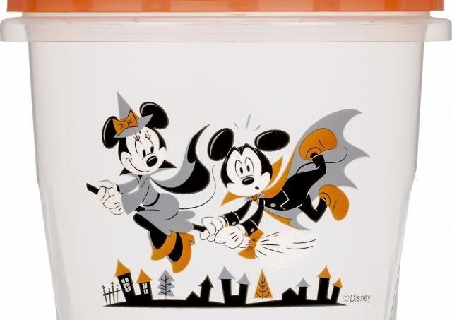 お弁当箱としても活躍するジップロック ハロウィン仕様のディズニーデザインが最高に可愛い!