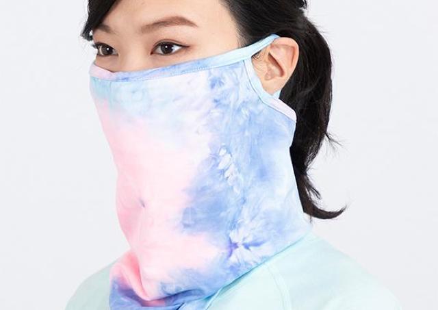 ランニング向け「冷感フェイスカバー」 1枚990円で多機能!