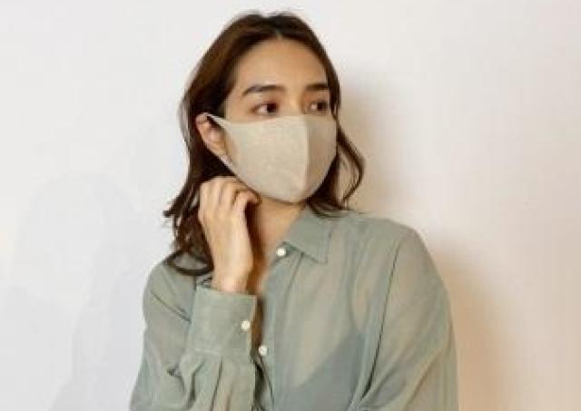 「FRAY I.D」が日本製マスク発売 高いファッション性と柔らかい着け心地