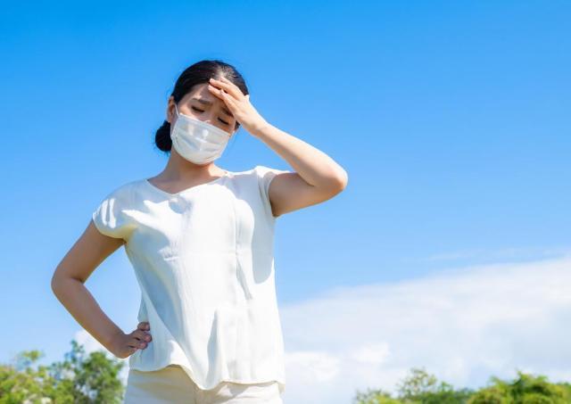 withマスクの夏、熱中症対策は? リスク回避のためできること