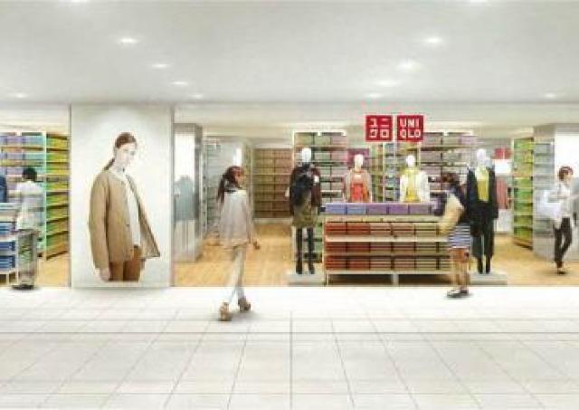 東京駅構内最大の「ユニクロ」誕生! 先着でオリジナルタンブラーもらえるよ。
