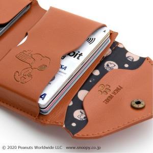 細部まで可愛い! スヌーピーの激カワ「ミニ財布」コンビニで買えるよ。