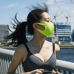 スポーツに最適、オールメッシュ素材のマスクが再販 前回は4時間で5万枚の注文