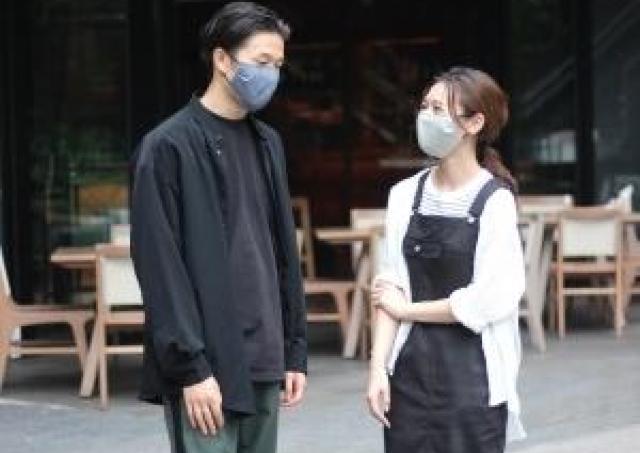 ベイクルーズがひんやり&水を弾くマスク発売! オン・オフ問わず使えそうな色味