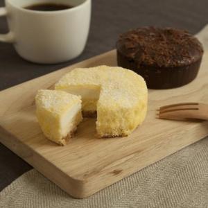 ルタオ級の美味しさ!? 無印の「2層仕立てのチーズケーキ」がコスパ抜群!