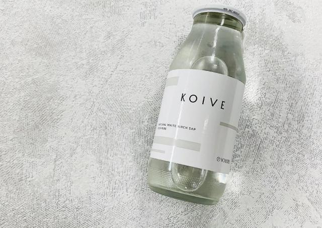 希少な白樺ドリンクが自販機で買える! 美容だけでなく除菌効果も期待