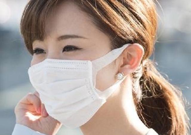 インナーマスクで肌荒れ対策! 肌面シルク100%で「ふわっと柔らかい肌触り」