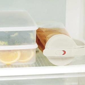 冷蔵庫のスペース問題を解消! ニトリのピッチャー、横置きできる優れもの。
