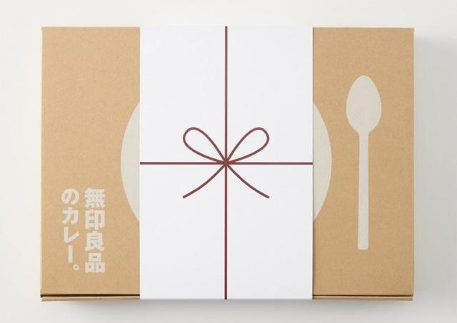 贈り物の「正解」では? 無印のカレーギフトボックス、無料だし気が利いてる!