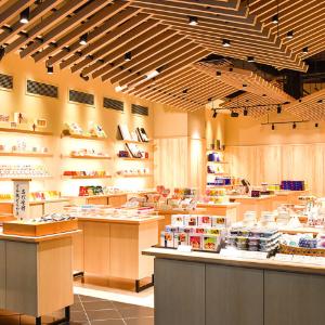 和菓子カフェでひと休み。榮太樓本店がリニューアルオープン