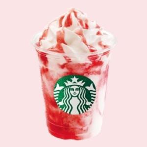 スタバに「幻のイチゴミルク」出現中! アポロ風、いちご大福風アレンジも人気。