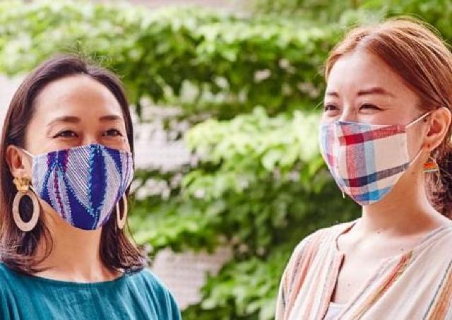 チャイハネが全20柄の夏マスク発売! インド綿100%&日本縫製