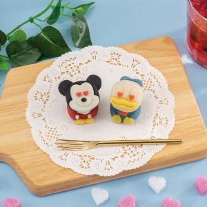 ディズニー好きは今すぐセブンへ! ミッキーとドナルドの激カワ和菓子が待ってるよ。