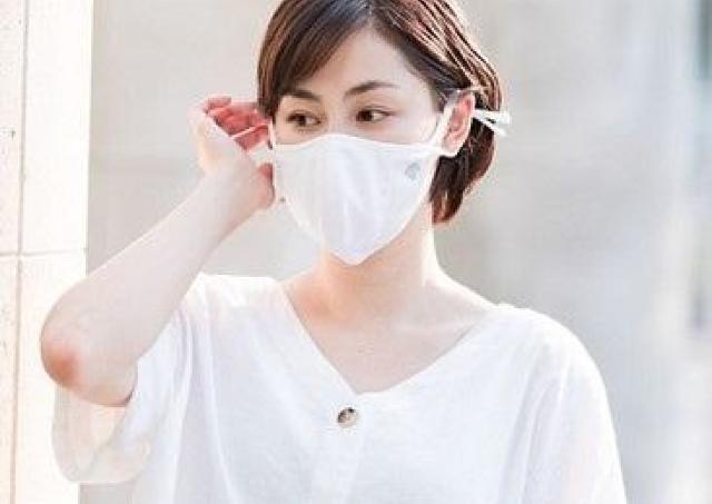 デサントが息苦しさとムレを抑制するマスクを開発 水分や熱を素早く蒸発