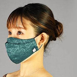 舞台衣装を手掛ける「アトリエヨシノ」 美しく機能的なマスク、5種発売
