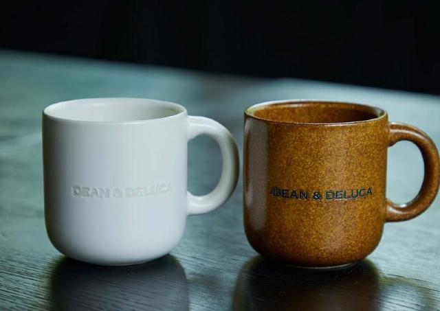 さすがDEAN&DELUCA! 新作マグカップがシンプルでおしゃれ。