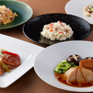 お台場「広東料理 銀座桜蘭」に人気復刻メニューが期間限定登場