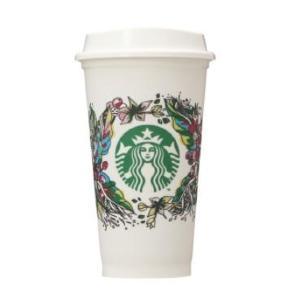 スタバの秋グッズ、どれもおしゃれだ。 リユーザブルカップは350円で買えるよ。
