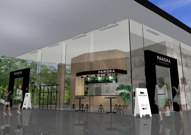 図書館に宮城の四季を堪能できるカフェレストラン誕生