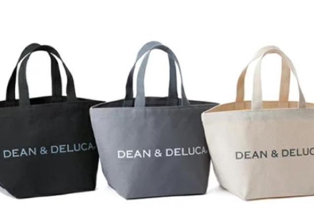 「DEAN&DELUCA」オリジナルトートお得にゲット! 20%オフで買えるチャンス。