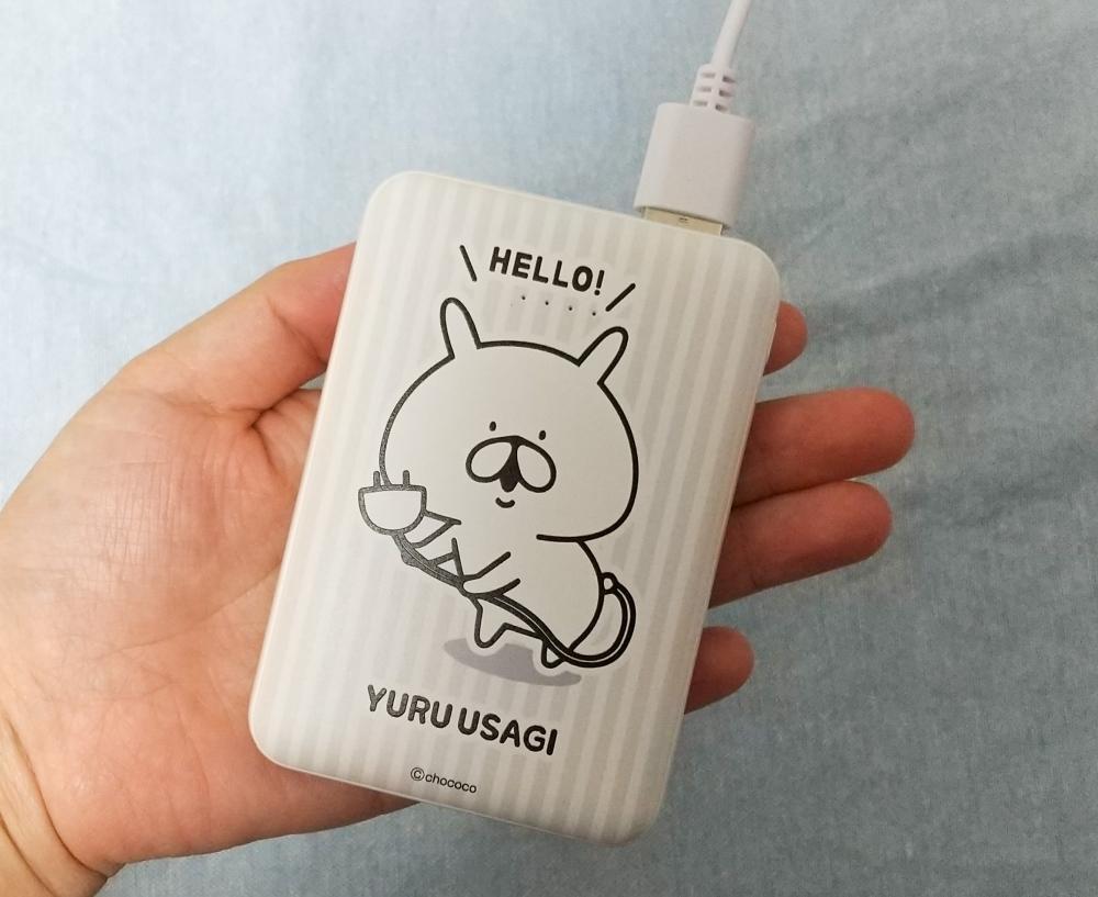 かわいい モバイル バッテリー