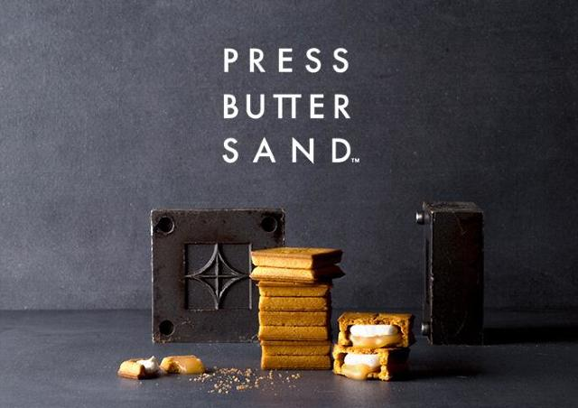 PRESS BUTTER SANDが北海道に初登場