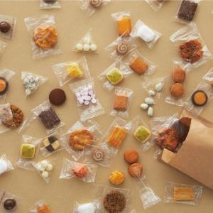 無印良品が「お菓子の量り売り」開始! 1グラム4円で購入できるよ~