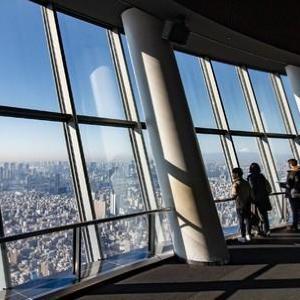 東京スカイツリーにのぼるなら今! 展望台「当日券&前売り券」が50%オフ