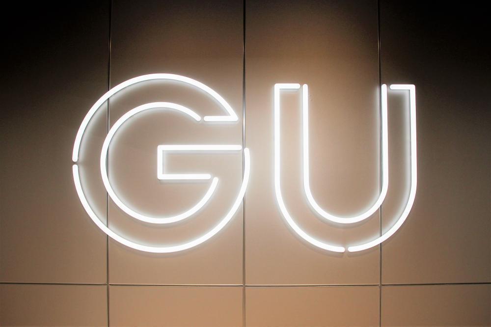 短め丈でスタイルアップも叶う! GUの「チェック柄ジャケット」見つけたら即カゴへ。