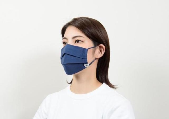コロナ、インフルに対して抗ウイルス効果を発揮! 小松マテーレこだわりの新マスク登場