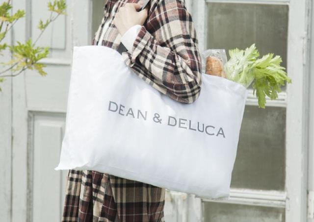 「DEAN&DELUCA」の2WAYエコバッグは神付録! ゼクシィ買わずにはいられない。