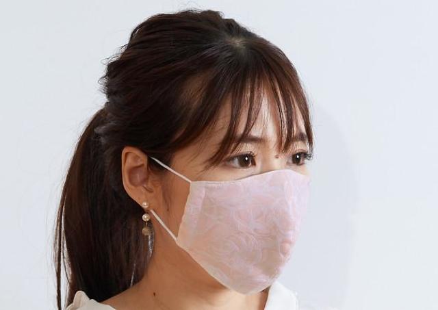 「他のマスクを使えなくなる」 本気の「西陣織マスク」、リピ&ギフト買いする人多数。