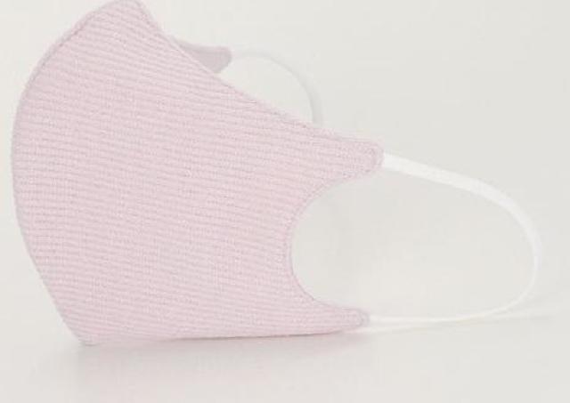 色合いと柄が秋冬にぴったり! ハニーズに2枚組580円の「リブ編みマスク」登場