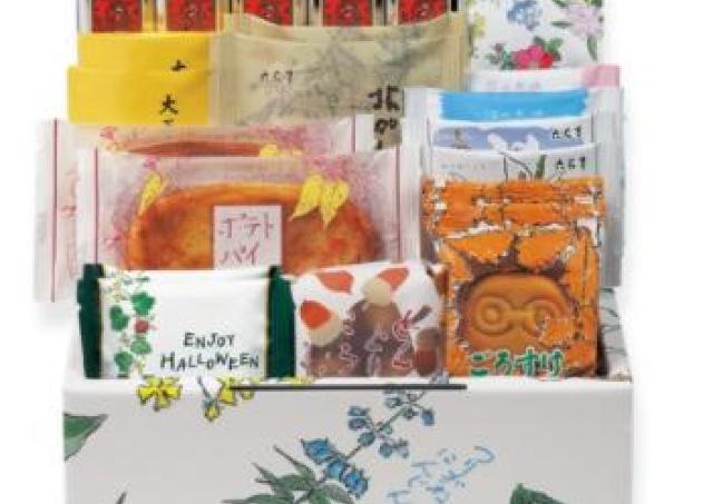 六花亭の大人気「おやつセット」 10月は秋の味覚たっぷり! 21個3000円で販売中