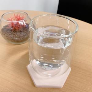 出会えたらラッキー! ダイソーの「ダブルウォールグラス」おしゃれで機能的。