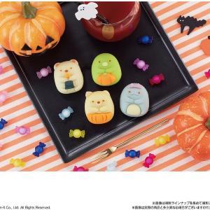 4体並べると激カワ! 秋仕様の「すみっコ」和菓子、ファミマに現る。