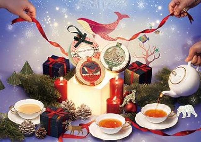 パケ買い待ったなし! ルピシアのクリスマス紅茶、飲む前から幸せ...。