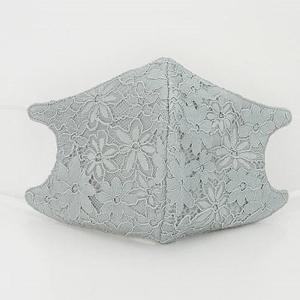 ハニーズ「花柄マスク」の新色が可愛い~! くすみミント登場、2枚580円