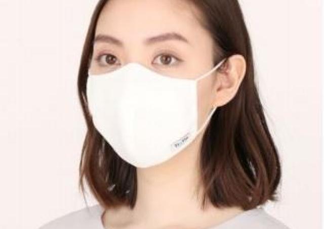 洋服の青山でニット生地の「抗ウイルス加工マスク」10万枚追加販売 1枚590円