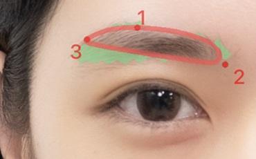 眉迷子さんに朗報! 無料のAI診断で具体的なアドバイスもらえるよ~。