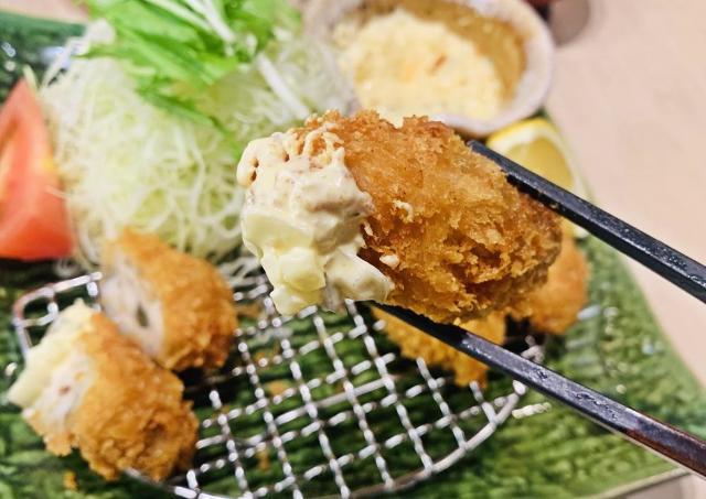 【天国】大戸屋「かきフェア」美味しすぎ! 牡蠣づくしの4メニューを全レポート